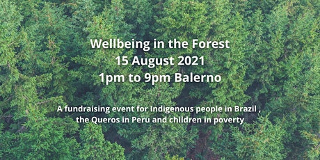 Wellbeing in the Forest tickets