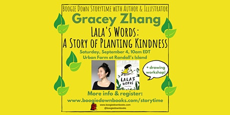 Boogie Down Storytime and Author Event at Randall's Island (September 4) tickets