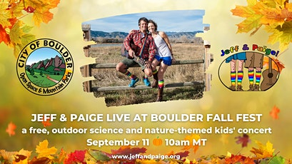 Boulder Fall Fest tickets