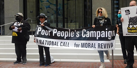 Sacramento Poor People's Campaign (Sac PPC) monthly meeting tickets