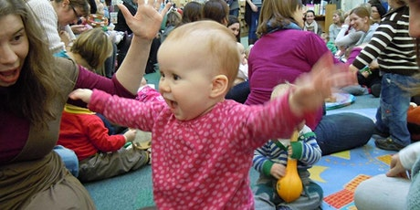 Special Summer Baby Rhyme Time at Salisbury Library tickets