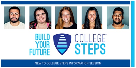 New to College Steps Parent Information Sessions tickets