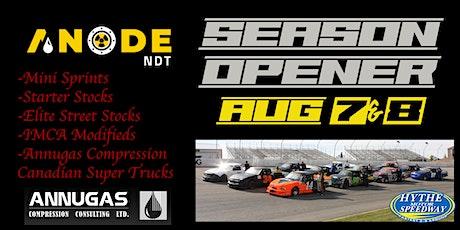 Weekend #1 August 7 & 8 Anode NDT Season Opener: Canadian Super Trucks tickets