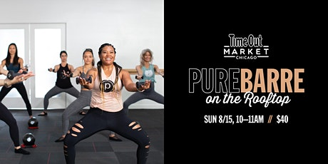 Movement At The Market: Pure Barre tickets