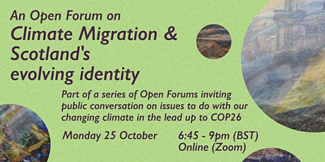 Climate Migration and Scotland's evolving identity tickets
