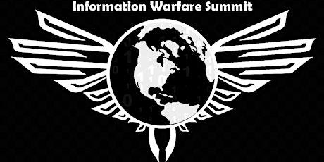 Information Warfare Summit (IWS) 14 tickets