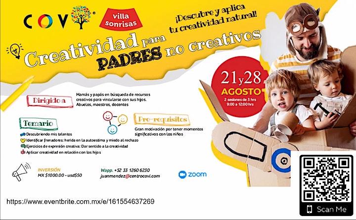 Imagen de Creatividad para Padres No Creativos