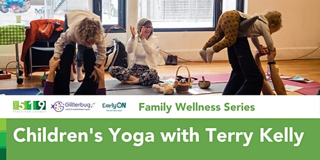 Children's Yoga with Terry Kelly tickets