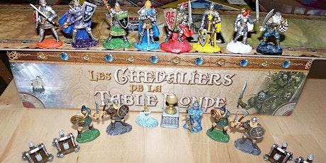 Les chevaliers de la table ronde billets