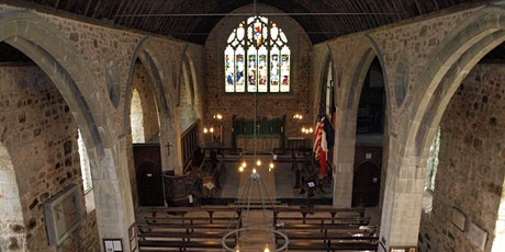 Tour of the Church of St Michael & All Angels, Princetown tickets