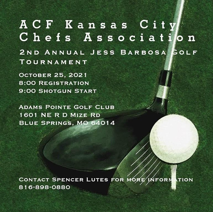 2nd Annual ACF Greater Kansas City Chefs Charity Golf Tournament image