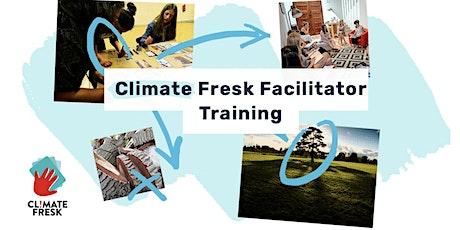 Climate Fresk Facilitator Training billets