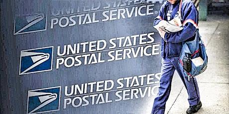 USPS Free Virtual Job Fair - Central Area tickets