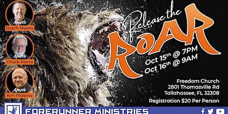 Release the Roar tickets