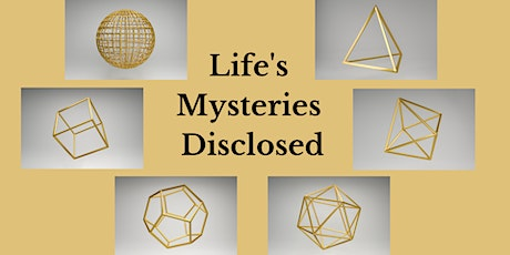 24 HR Attunement: Life's Mysteries Disclosed tickets