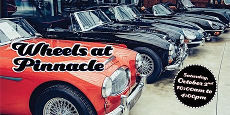 2021 Wheels at Pinnacle Car Show tickets