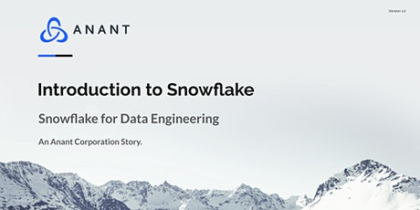 Data Engineer's Lunch #35: Introduction to Snowflake tickets