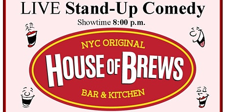 FREE STAND-UP COMEDY - EVERY MONDAY tickets