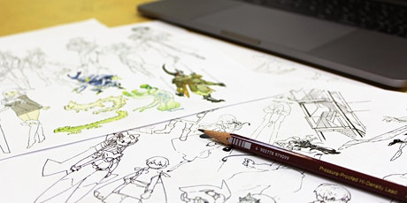 FREE Comic Illustration Workshop: Learn from Japanese Professional tickets