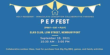 HRIC Collaborative Pray, Eat, Play  Fest tickets