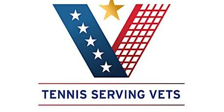 HERO Presents Tennis Serving Vets 8/20/21 tickets