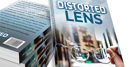 Distorted Lens with Roy Merchant - Black History Month tickets