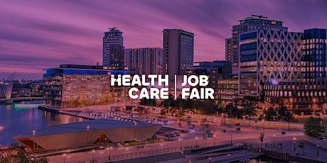 Healthcare Job Fair - North West of England, April 2022 tickets