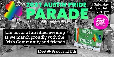 Ireland at Austin PRIDE 2021 tickets