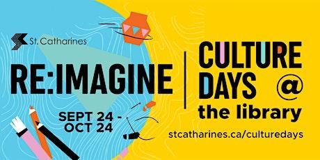Culture Days 2021: Model Magic Pot Building tickets