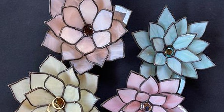 3D Flower Stained Glass with Patti Di Florio tickets