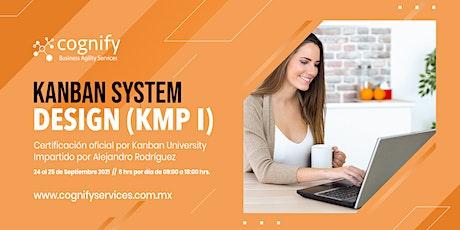 """Kanban System Design"" KMP1 Tickets"