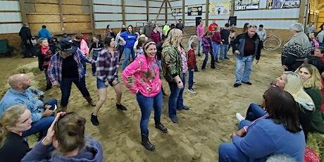 Barn Dance tickets