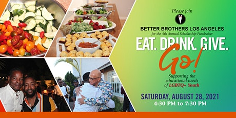 4th Annual Eat, Drink, and Give: A Scholarship Fundraiser tickets