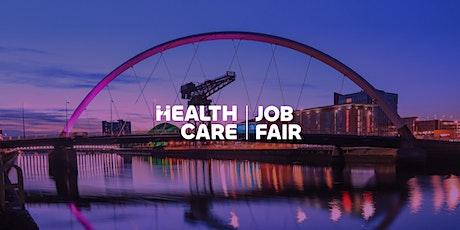 Healthcare Job Fair - Scotland, April 2022 tickets