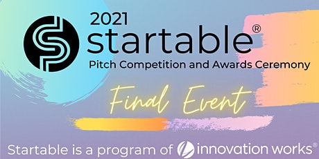 2021 Startable Final Event billets