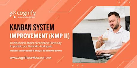 """Kanban System Improvement""by Kanban University boletos"
