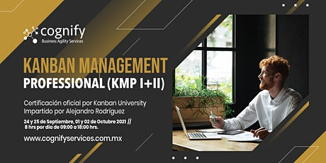 Kanban Management Professional (KMP) Tickets