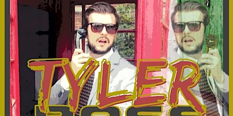 Comedy Night with Tyler Ross & Friends! tickets