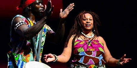 West African Dance with Live Drumming tickets