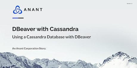 Apache Cassandra Lunch #64: Using DBeaver with Cassandra tickets