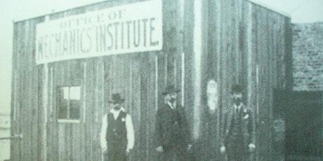 Virtual Tour of the Mechanics' Institute of San Francisco ingressos
