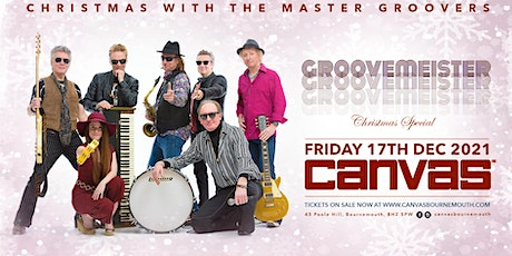 The Groovemeister Festive Special tickets