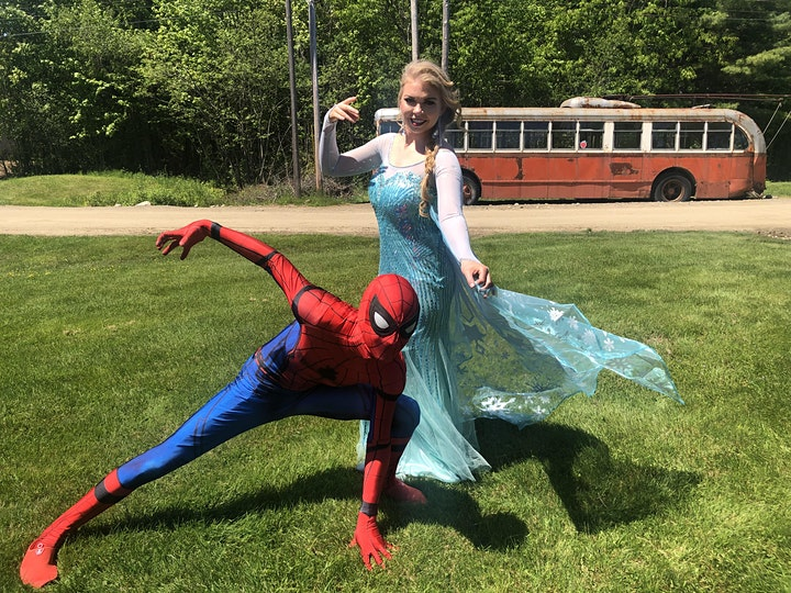 Superhero & Royalty Day! image