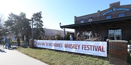 Des Moines' Whiskey Festival (Saturday) tickets