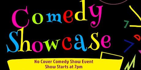 Comedy Showcase @ Cool River Pizza tickets