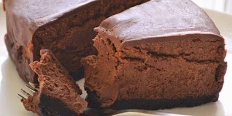 No Bake Chocolate Ganache Cake tickets