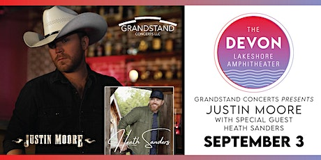 Justin Moore with special guest Heath Sanders tickets