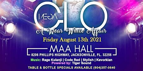 MEGA GLO  - A Wear White Affair tickets