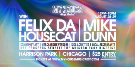 My House Music Festival 2021 tickets