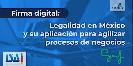 Legalidad en México y su aplicación para agilizar procesos de negocio. boletos